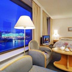 Гостиница Санкт-Петербург комната для гостей фото 8