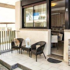 Отель Residence Cucciolo балкон