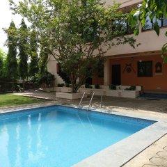 Pushp Vatika Resort & Lawns in Navi Mumbai, India from 47$, photos, reviews - zenhotels.com pool