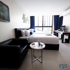 130 Hotel & Residence Bangkok комната для гостей