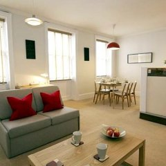 Апартаменты Acorn of London - Gower Street Apartments комната для гостей фото 2