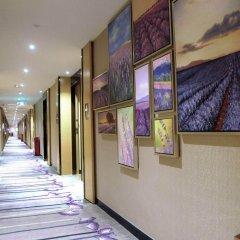 Отель Lavande Hotel (Guangzhou Shangxiajiu Pedestrian Street) Китай, Гуанчжоу - отзывы, цены и фото номеров - забронировать отель Lavande Hotel (Guangzhou Shangxiajiu Pedestrian Street) онлайн интерьер отеля