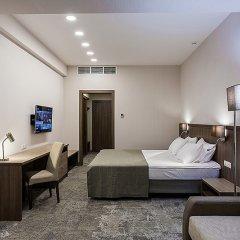 Альфа Отель 4* Стандартный номер с разными типами кроватей фото 13