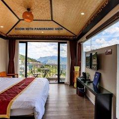 Phuong Nam Mountain View Hotel балкон
