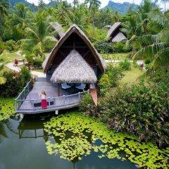 Отель Maitai Lapita Village Huahine спортивное сооружение