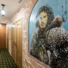 Гостиница Winterfell Chistye Prudy Москва интерьер отеля фото 2