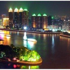Отель Gangrun East Asia Hotel Китай, Гуанчжоу - отзывы, цены и фото номеров - забронировать отель Gangrun East Asia Hotel онлайн приотельная территория