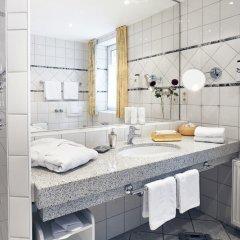 Отель Kurpark Villa Aslan ванная