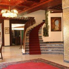 Отель Chellah Hotel Марокко, Танжер - отзывы, цены и фото номеров - забронировать отель Chellah Hotel онлайн интерьер отеля