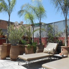 Отель Riad Alegria Марокко, Марракеш - отзывы, цены и фото номеров - забронировать отель Riad Alegria онлайн бассейн фото 2