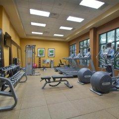 Отель Embassy Suites Columbus - Airport фитнесс-зал