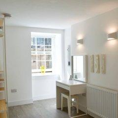 Отель Beautiful 1 Bedroom Apartment On Broughton Street Великобритания, Эдинбург - отзывы, цены и фото номеров - забронировать отель Beautiful 1 Bedroom Apartment On Broughton Street онлайн фото 4