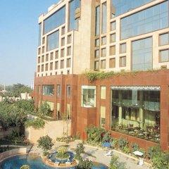 Sheraton New Delhi Hotel вид на фасад фото 2