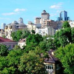 Отель Diplomat Aparthotel Киев фото 10