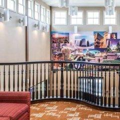 Отель Comfort Suites Columbus США, Колумбус - отзывы, цены и фото номеров - забронировать отель Comfort Suites Columbus онлайн балкон