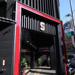 Ximen 101-s HOTEL парковка