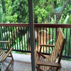 Отель Vista Rooms River Front балкон