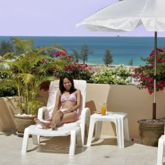Отель Pacific Club Resort пляж