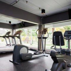 Отель The Leela Resort & Spa Pattaya фитнесс-зал