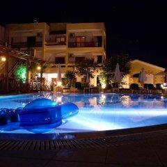 Summer Memories Hotel And Apartments Родос бассейн