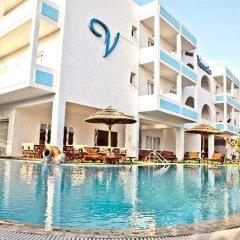 Hotel Venetia бассейн