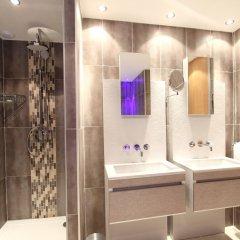 Отель Dolce Vita Франция, Аджассио - отзывы, цены и фото номеров - забронировать отель Dolce Vita онлайн ванная