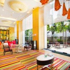 Отель Urbana Langsuan Bangkok, Thailand Таиланд, Бангкок - 1 отзыв об отеле, цены и фото номеров - забронировать отель Urbana Langsuan Bangkok, Thailand онлайн интерьер отеля