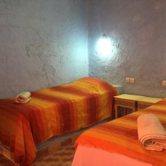 Отель Auberge Kasbah Des Dunes Марокко, Мерзуга - отзывы, цены и фото номеров - забронировать отель Auberge Kasbah Des Dunes онлайн комната для гостей фото 3