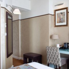 Отель Eiffel Seine Париж удобства в номере фото 2