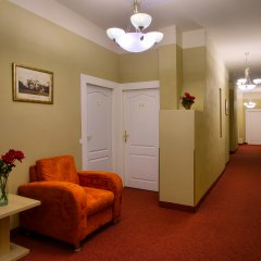 Hotel Taurus Прага интерьер отеля фото 3