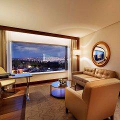 Conrad Istanbul Bosphorus Турция, Стамбул - 3 отзыва об отеле, цены и фото номеров - забронировать отель Conrad Istanbul Bosphorus онлайн комната для гостей фото 4