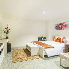Отель Pratunam City Inn Таиланд, Бангкок - отзывы, цены и фото номеров - забронировать отель Pratunam City Inn онлайн комната для гостей фото 5