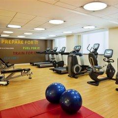 Sheraton Brooklyn New York Hotel фитнесс-зал фото 3