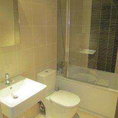 Отель Olympic House Apartments Великобритания, Глазго - отзывы, цены и фото номеров - забронировать отель Olympic House Apartments онлайн ванная фото 2