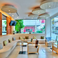 The ASHLEE Plaza Patong Hotel & Spa интерьер отеля фото 3