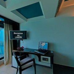 Hotel Lagon 2 сейф в номере