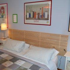 Апартаменты Domitilla Luxury Apartment Генуя комната для гостей фото 5