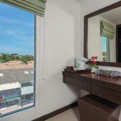 Отель Apk Resort 3* Стандартный номер фото 29