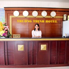 Отель Truong Thinh Vung Tau Hotel Вьетнам, Вунгтау - отзывы, цены и фото номеров - забронировать отель Truong Thinh Vung Tau Hotel онлайн интерьер отеля