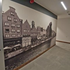 Апартаменты Grand Apartments - Bastion Wałowa Гданьск фитнесс-зал