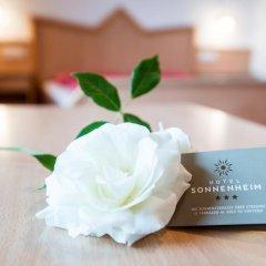 Hotel Sonnenheim Валь-ди-Вицце удобства в номере