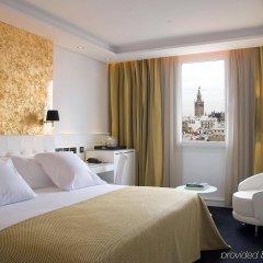Отель Gran Meliá Colón - The Leading Hotels of the World Испания, Севилья - отзывы, цены и фото номеров - забронировать отель Gran Meliá Colón - The Leading Hotels of the World онлайн комната для гостей фото 5