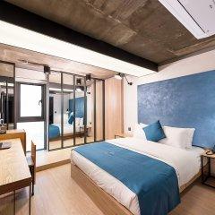 Jamsil Delight Hotel комната для гостей фото 2