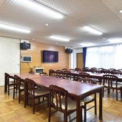 Отель Yamanakako Ryokan RYOZAN Яманакако питание
