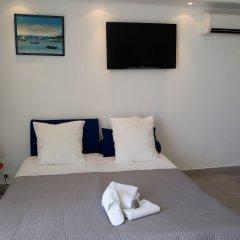 Отель Les Princes Studio facing the sea Франция, Канны - отзывы, цены и фото номеров - забронировать отель Les Princes Studio facing the sea онлайн комната для гостей фото 2