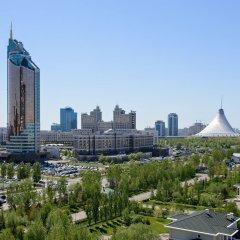 Гостиница Rixos President Astana Казахстан, Нур-Султан - 1 отзыв об отеле, цены и фото номеров - забронировать гостиницу Rixos President Astana онлайн балкон