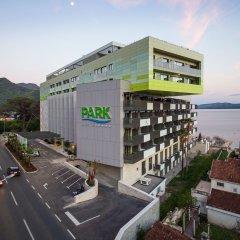 Отель Park Черногория, Каменари - отзывы, цены и фото номеров - забронировать отель Park онлайн парковка