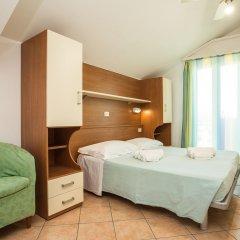 Отель Cimarosa Италия, Риччоне - отзывы, цены и фото номеров - забронировать отель Cimarosa онлайн комната для гостей фото 5