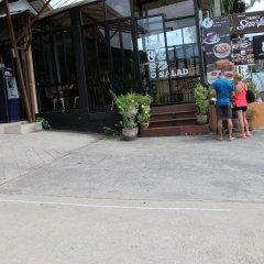 Отель Phuket Siam Villas парковка