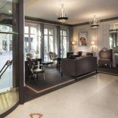 Отель Elysées Ceramic Париж интерьер отеля